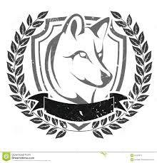 Image result for wolf emblem