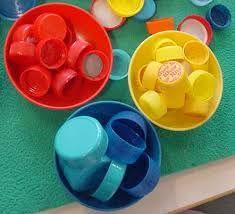 Bouchons en plastique - La classe de Jenny