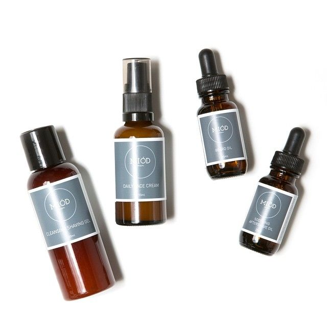 FEATURE PRODUCTS: Miód has a range created especially for men, including shaving products, moisturisers, and beard oil. Head over to www.theorganicproject.com.au for more info  #organicskincare #organic #natural #men #skincare #health #beauty #beard #beardlife #bblogger #bblog