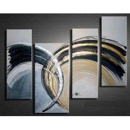 Tableau Peinture Infinity