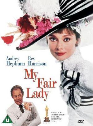 My Fair Lady 1964 - based on Pygmalion by George Bernard Shaw - loved it