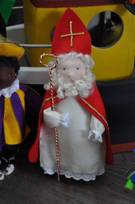 Sinterklaas - www.atelierjmg.nl