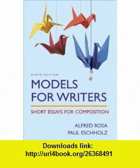 Models For Writers Ebook