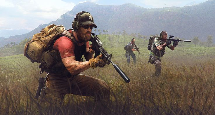 Tom Clancy's Ghost Recon Wildlands by wert23