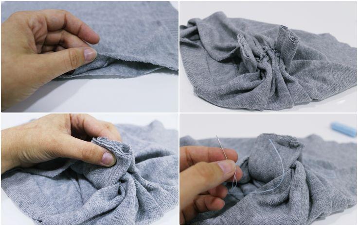 Un tutorial facilísimo para conseguir el accesorio estrella del verano: el turbante.