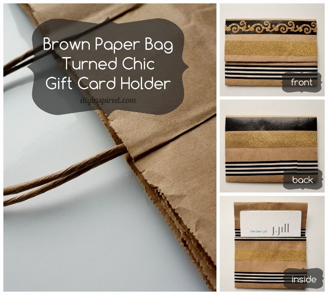 Reuse, Repurpose, Recycle! How To Make This Chic DIY