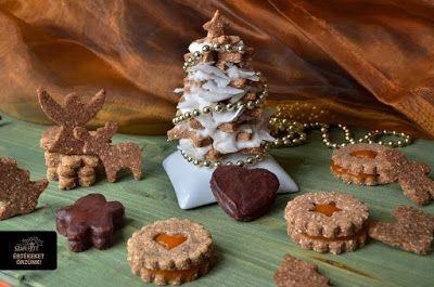 Szafi Fitt mindenmentes diétás mézeskalács és linzer recept (paleo, vegán) ~ Éhezésmentes Karcsúság Szafival