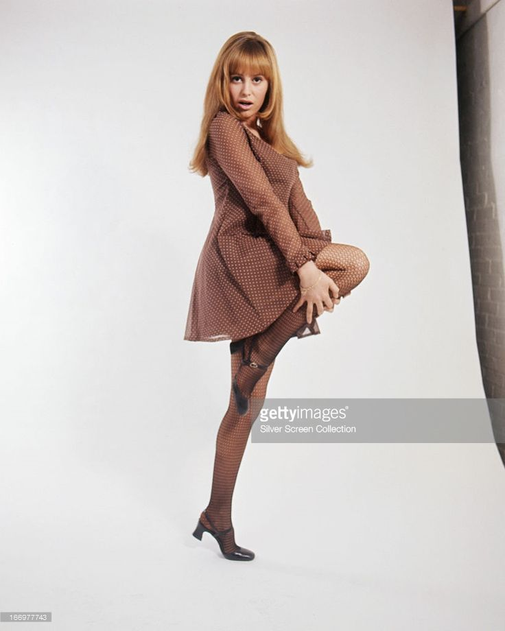English actress Susan George, circa 1970.