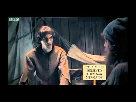 Horrible Histories - Christopher Columbus - YouTube