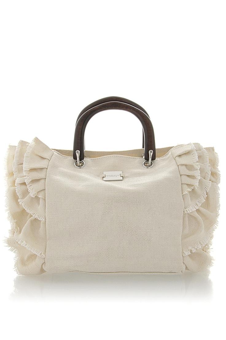 Frilly bag: Grab Bags, Fashion, Can Can Silver, Sweet, Purse, Handbags, Style, Silver Grab, Ruffles