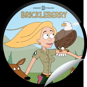 Steffie Doll's Brickleberry: Saved by the Balls Sticker | GetGlue