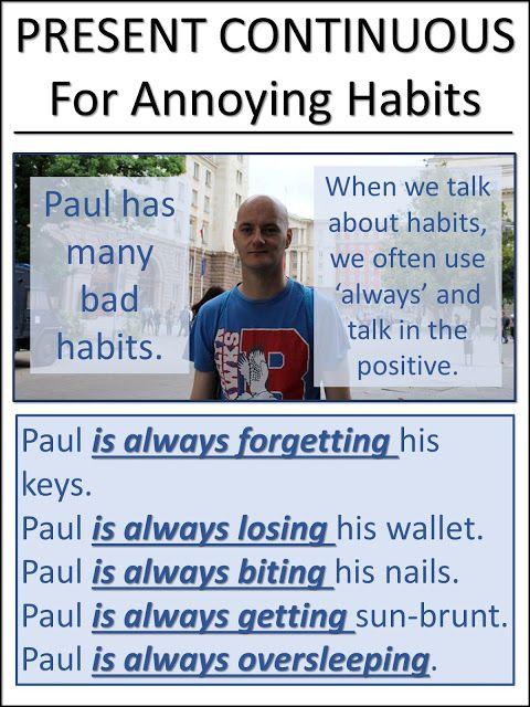 Annoying habits essay