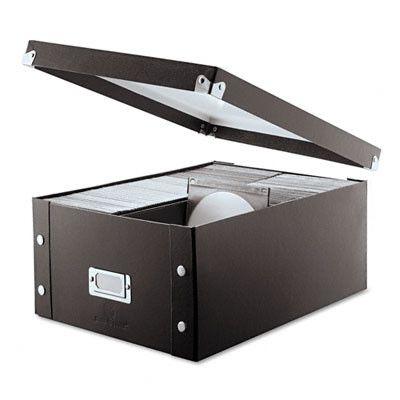 CD & DVD Storage Box