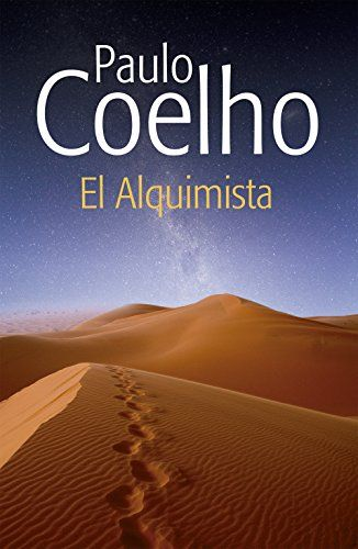 El Alquimista (Spanish Edition) by Paulo Coelho https://www.amazon.com/dp/B00CSJYYO4/ref=cm_sw_r_pi_dp_x_v21-zb65VZ9J5
