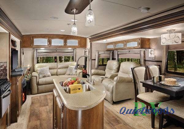 Salem Hemisphere Lite Travel Trailer   RV Sales   11 Floorplans