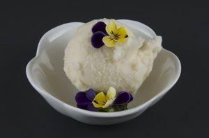 Milk & Honey Lavender Sorbet
