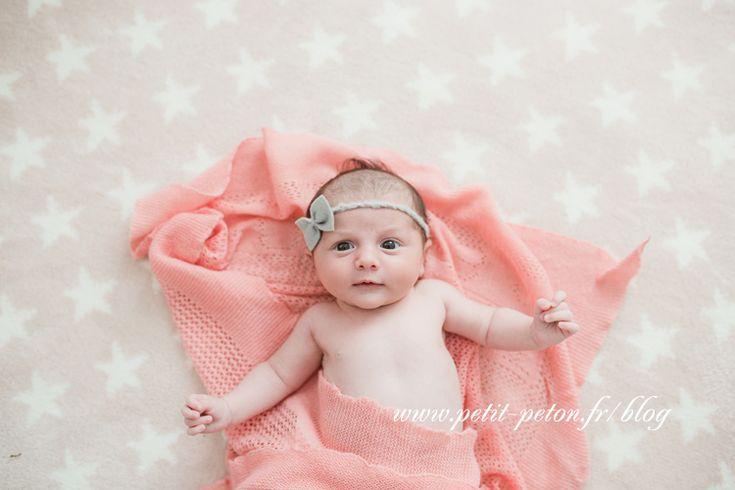 Photographe bébé paris a domicile