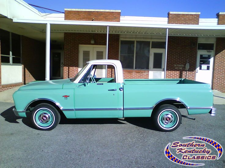 1967 c10   1967 c10 owned by david knight of boaz alabama
