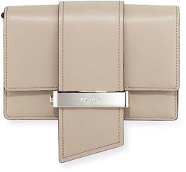 Prada Small Metal Ribbon Bag