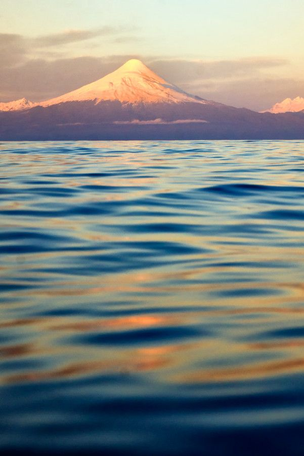 Mt Osorno by Charles Brooks on 500px