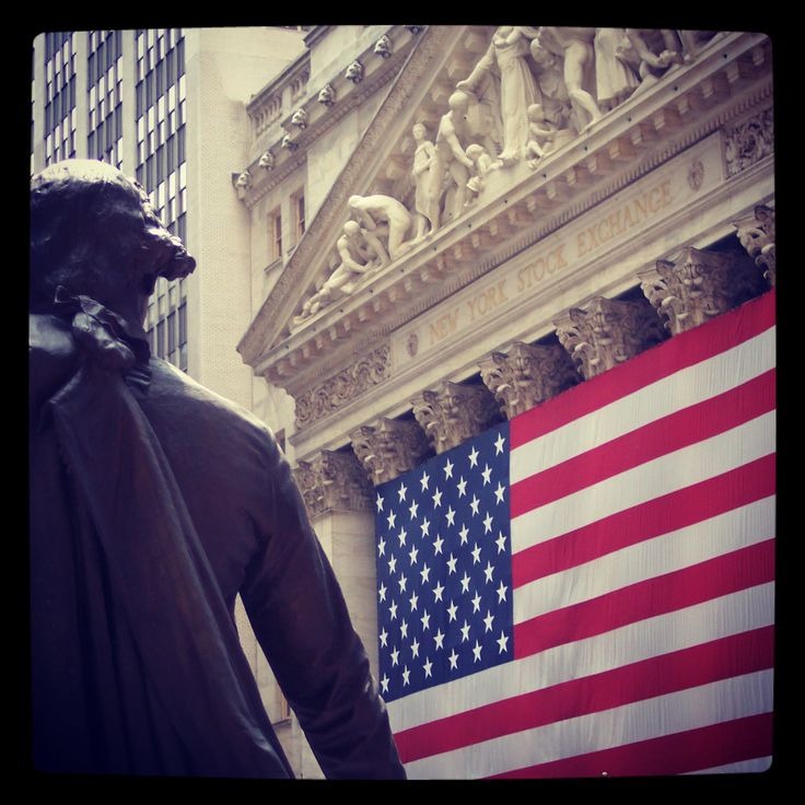 Wall Street New York - US