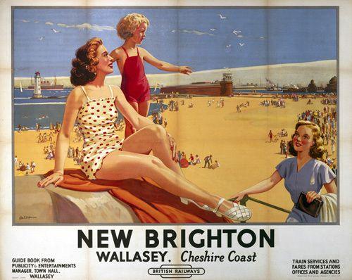 New Brighton, Wallasey - Beach