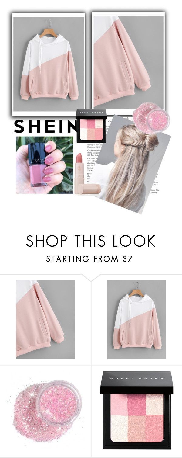 """""""lol"""" by zoee-486 ❤ liked on Polyvore featuring Bobbi Brown Cosmetics and Lipstick Queen"""