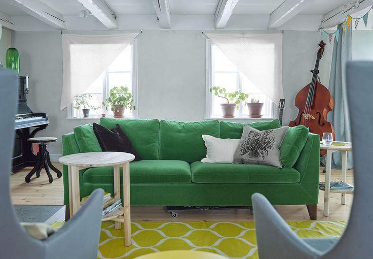 Sofa Sandbacka IKEA