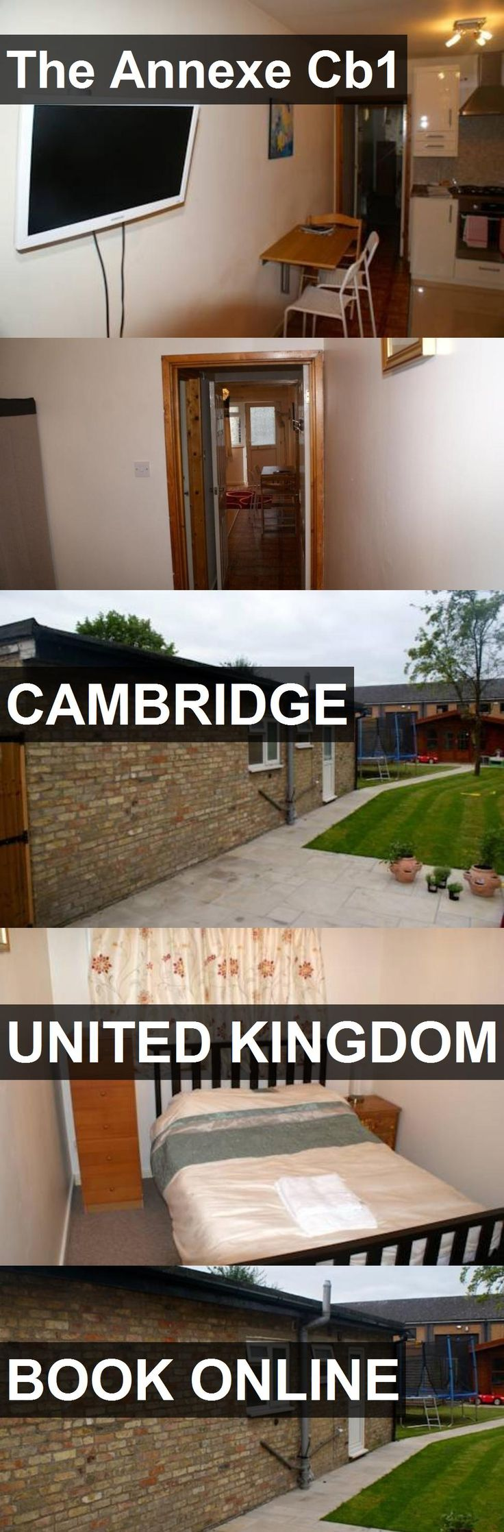 Hotel The Annexe Cb1 in Cambridge, United Kingdom. For more information, photos, reviews and best prices please follow the link. #UnitedKingdom #Cambridge #travel #vacation #hotel
