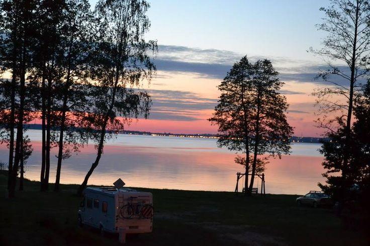 Piłka plażowa Giżycko, Rydzewo, Mikołajki, Pole namiotowe