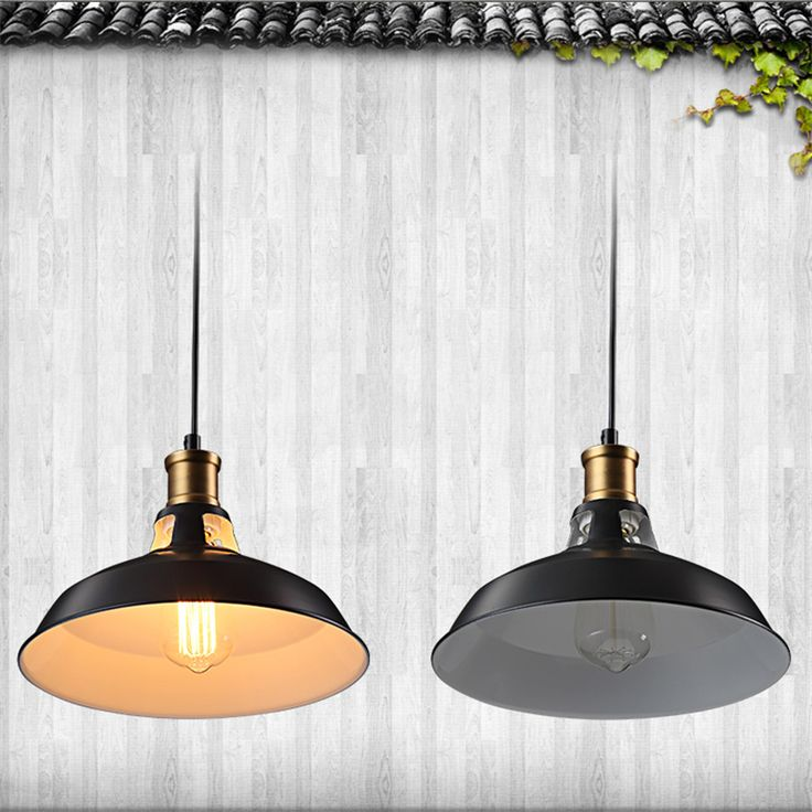 Find More Pendant Lights Information about Industrial retro LED pendant lights iron Art Pendant lamp Edison bulb American village Hanging Lamp luminarie Home Lighting,High Quality lamp lampshade,China retro hanging lamp Suppliers, Cheap pendant lamp from LFWEIYK Retro Lighting Store on Aliexpress.com