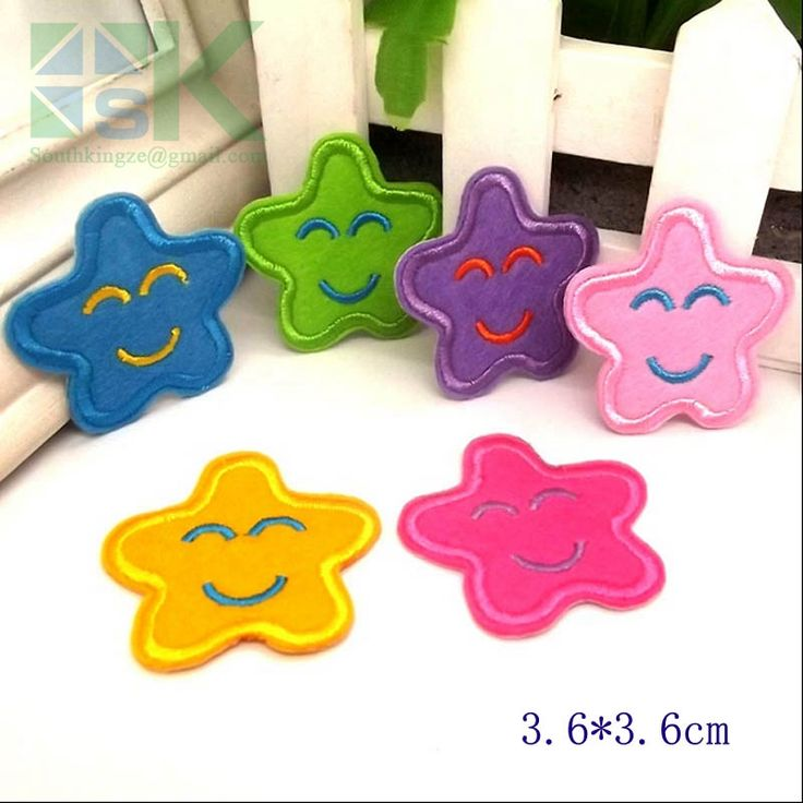 Find More Patches Information about SK DIY Patches    6 color with pink yellow blue star embroidery patches iron on cloth cartoon patch garment appliques DIY access,High Quality patch plug,China patch solution Suppliers, Cheap patches chicago from Guangzhou Yikunze Trade Co., Ltd. on Aliexpress.com