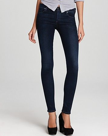Citizens of Humanity Jeans - Avedon Skinny in Royal Wash | Bloomingdale's