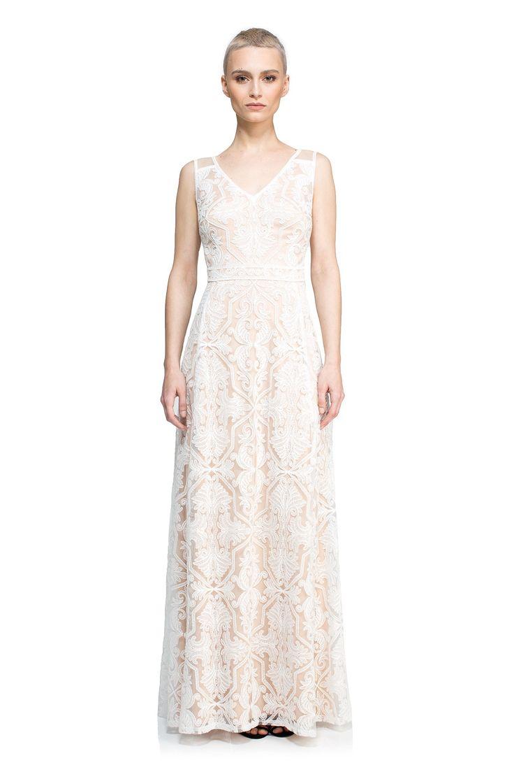665 best images about wedding dresses under 1 000 on for Tadashi shoji wedding dresses