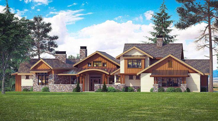 142 Best House Plans Images On Pinterest Architecture