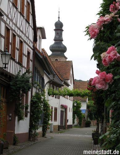 Bad Bergzabern  Altstadt
