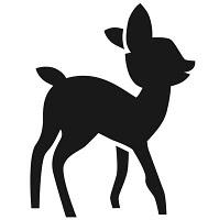 bambi (gemakkelijker te knippen)