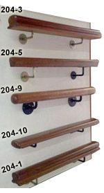 Escadas Balautres Corrimão