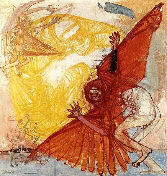 Kondor Béla: Bukott angyal, 1967.