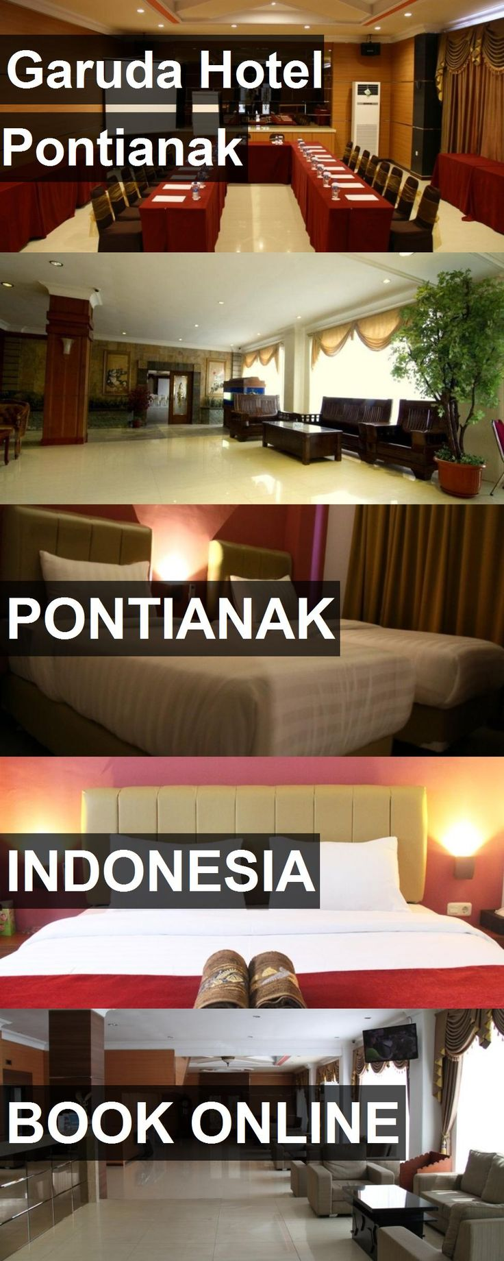 Garuda Hotel Pontianak in Pontianak, Indonesia. For more information, photos, reviews and best prices please follow the link. #Indonesia #Pontianak #travel #vacation #hotel