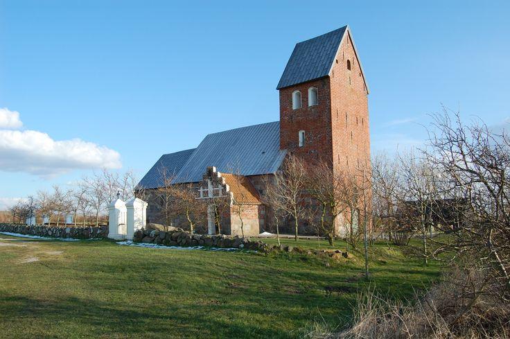 Hjerpsted Kirke #hjerpsted #kirke #kirchen #church #denmark #danmark #dänemark