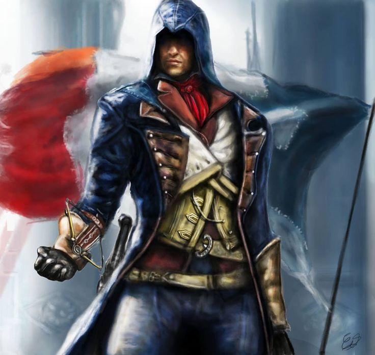 Assassin's Creed fanart digital artwork