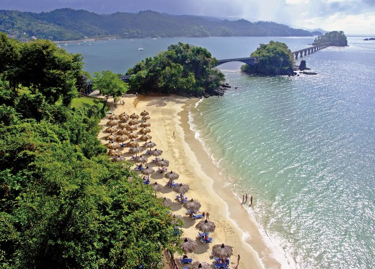Your best beach vacation, sun and beach every day, in one of the area's most charming beach hotels...  #Cayacoa #Samana #DominicanRepublic   More info: http://www.bahia-principe.com/en/hotels/samana/resort-cayacoa
