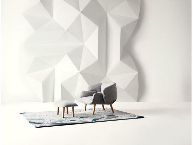 Fusion - grey Scandinavian armchair Sydney