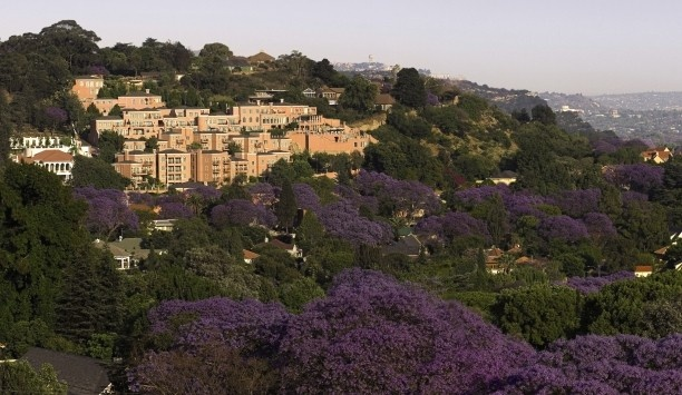 The Westcliff - Johannesburg, South Africa - my grandparents lived right next to this hotel :)