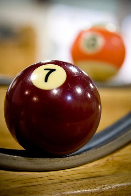 Lucky Number 7 by ranzino, via Flickr