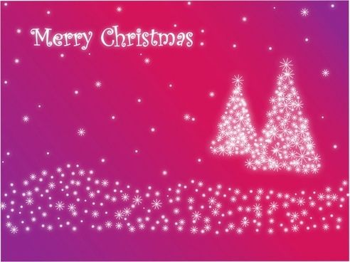 merry christmas in lilac