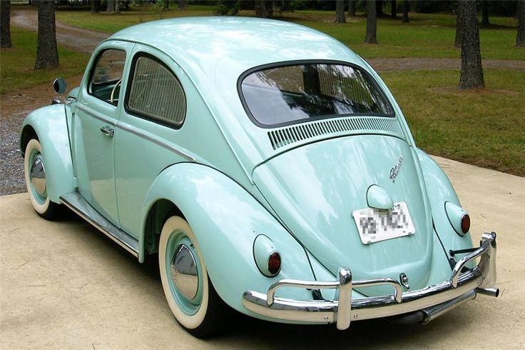 1961 VOLKSWAGEN BEETLE 2 DOOR Maintenance/restoration of old/vintage vehicles: the material for new cogs/casters/gears/pads could be cast polyamide which I (Cast polyamide) can produce. My contact: tatjana.alic@windowslive.com