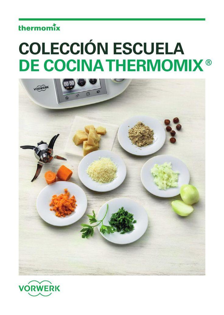 Colección cocina de escuela Thermomix
