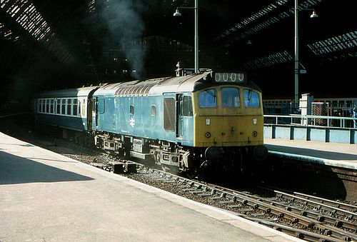 Empty Stock For Cricklewood - Class 25